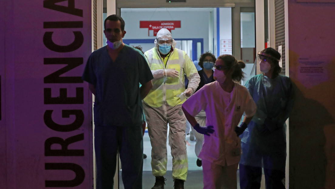 España registra 655 muertes por coronavirus en 24 horas y la cifra total se eleva a 4.089 fallecidos y más de 56.000 contagiados