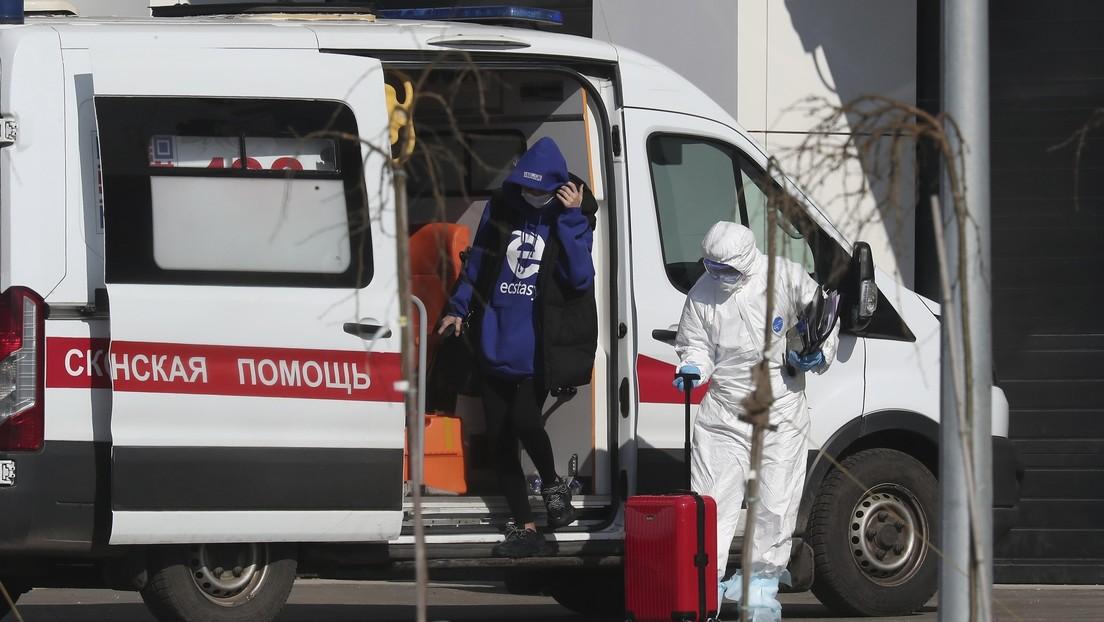 """OMS: """"Rusia ha estado un paso por delante de la epidemia del covid-19 gracias a las medidas excelentes adoptadas desde el primer día"""""""