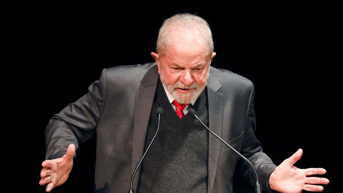 Lula pide la renuncia o el 'impeachment' contra Bolsonaro por su gestión del coronavirus en Brasil