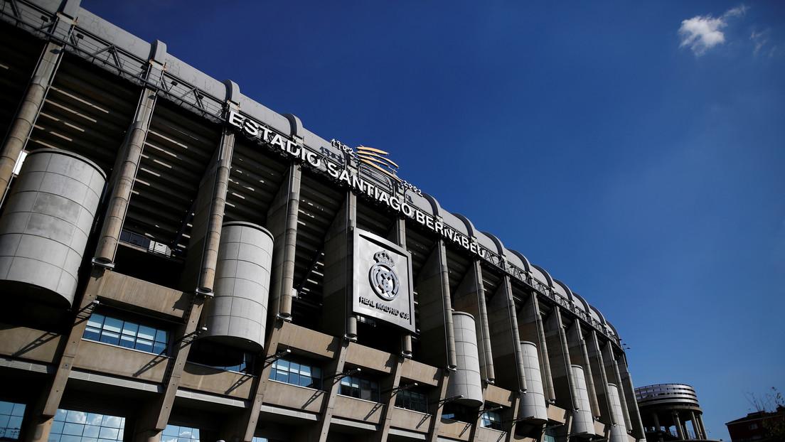El Real Madrid reunirá en el Santiago Bernabéu materiales médicos para la lucha contra el coronavirus