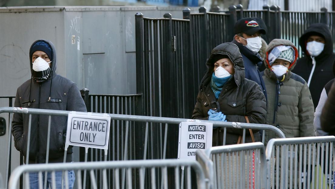 EE.UU. ya tiene más de 75.000 infectados con coronavirus