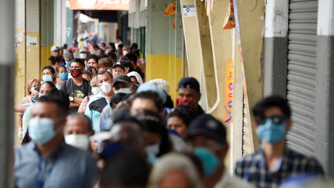 Ecuador suma 21 nuevos casos de coronavirus y la cifra se eleva a 1.403
