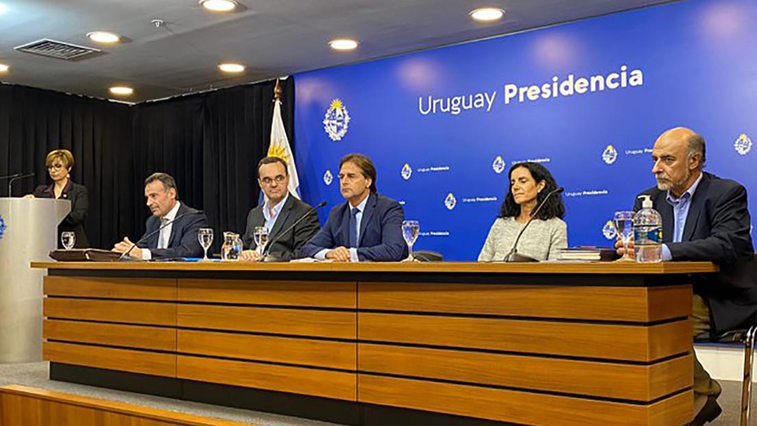Uruguay suma 21 casos nuevos de coronavirus y los contagios se elevan a 238