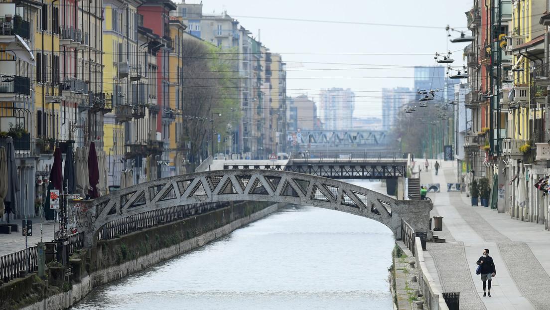 Italia rechaza por insuficiente la propuesta económica de la UE para aliviar las consecuencias de la pandemia