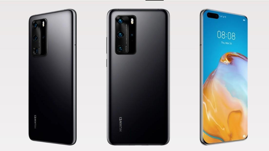 Así luce la innovadora y potente serie de teléfonos P40 que acaba de lanzar Huawei (FOTOS)