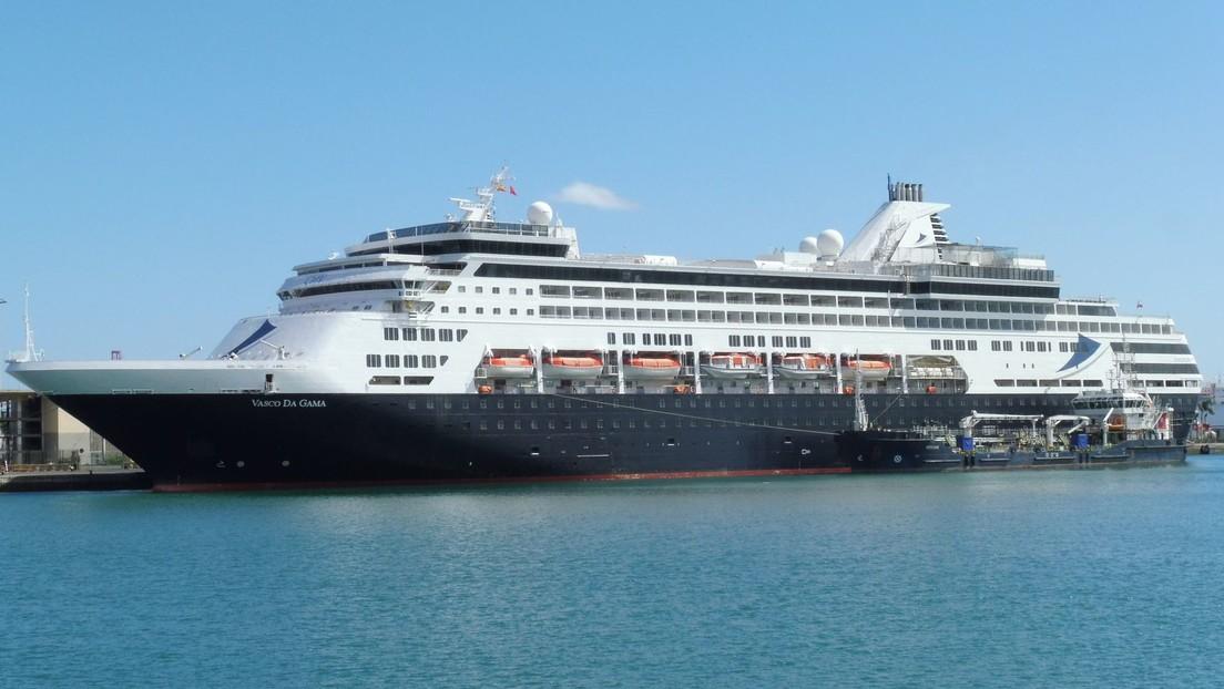 Australia pone en cuarentena en una isla a 800 pasajeros de un crucero