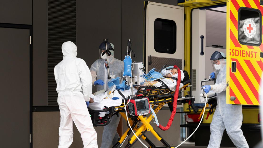Se detectan más de 42.000 contagios de covid-19 en Alemania