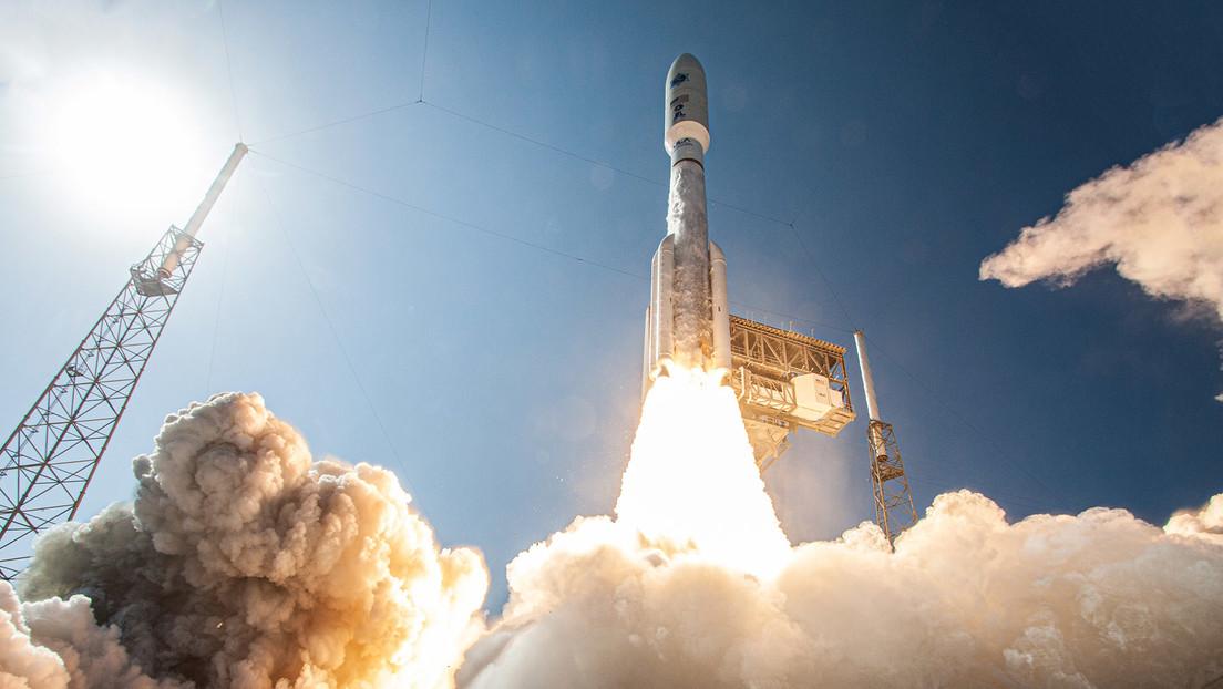 VIDEO: Un fallo enturbia el primer lanzamiento de un satélite de la Fuerza Espacial de EE.UU., el ambicioso proyecto militar de Donald Trump