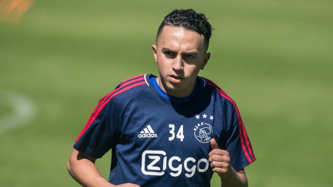 """Ya """"come y frunce el ceño"""": mejora el futbolista del Ajax que sufrió daño cerebral y estuvo en coma inducido más de un año"""