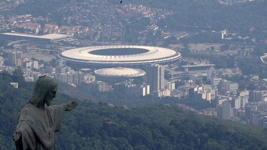 El mítico estadio Maracaná se convertirá en un hospital de campaña para pacientes con coronavirus