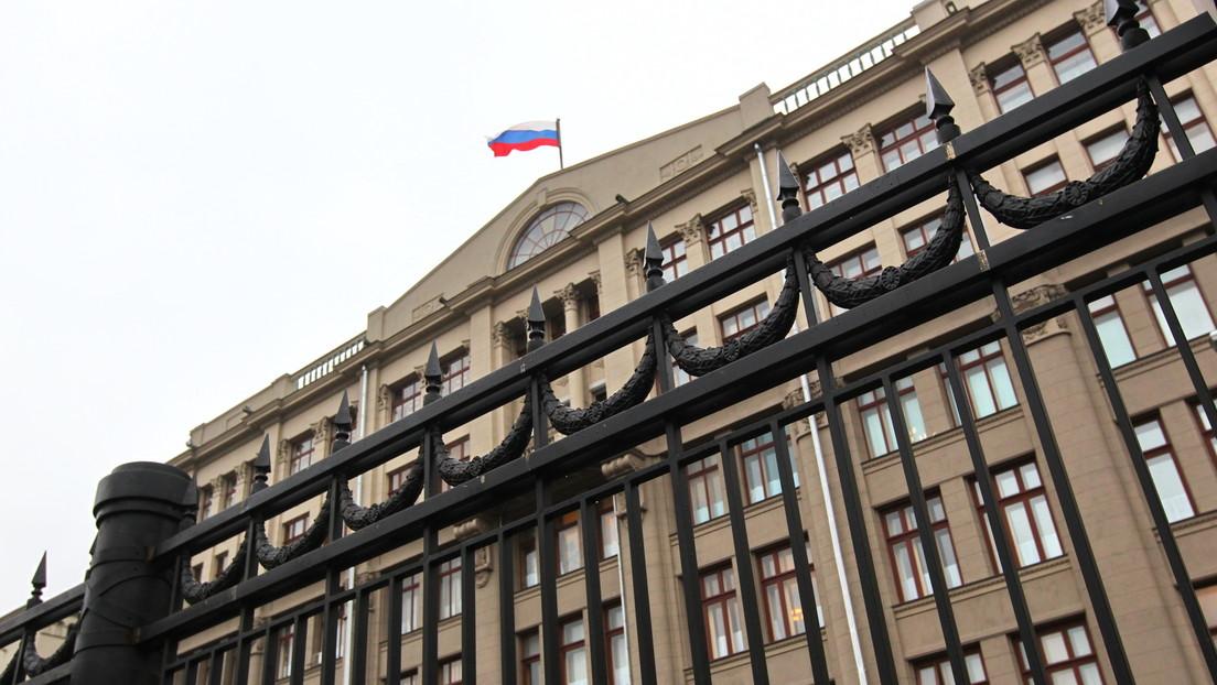 Se registra un caso de coronavirus en la Administración de Vladímir Putin