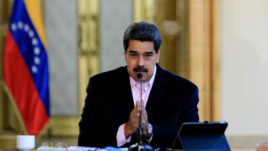 """Maduro, a EE.UU. y Colombia: """"Si se atrevieran a tocarnos un pelo, prepárense para la furia bolivariana que arrasaría con ustedes"""""""