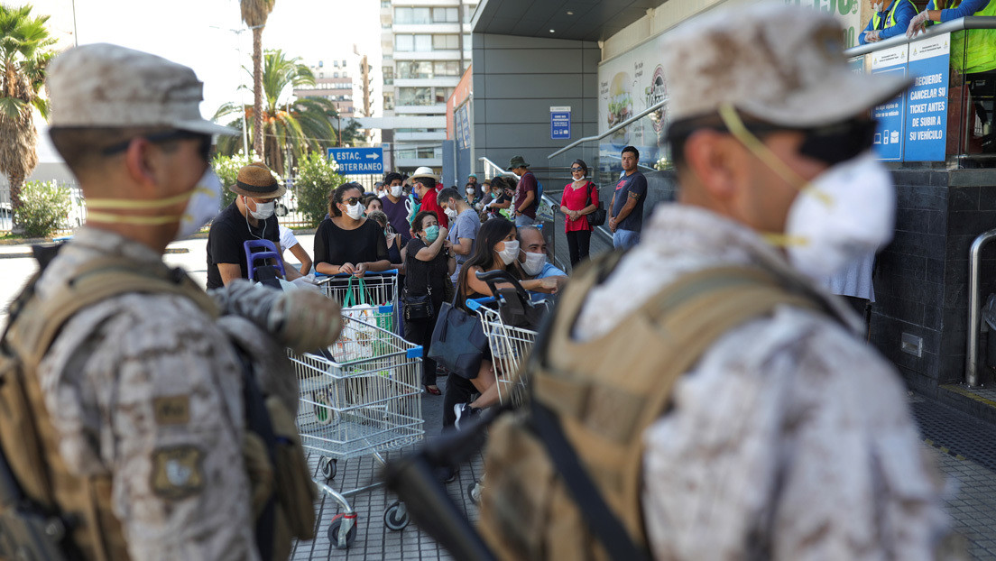 Chile confirma 304 nuevos casos de coronavirus  y la cifra total se eleva a 1.610 infectados y 5 fallecidos