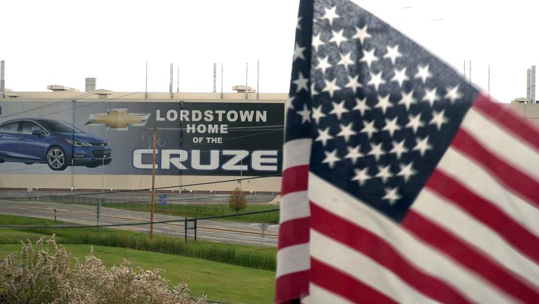"""Trump: """"General Motors debe abrir inmediatamente su estúpidamente abandonada planta en Ohio o alguna otra y empezar a hacer respiradores"""""""