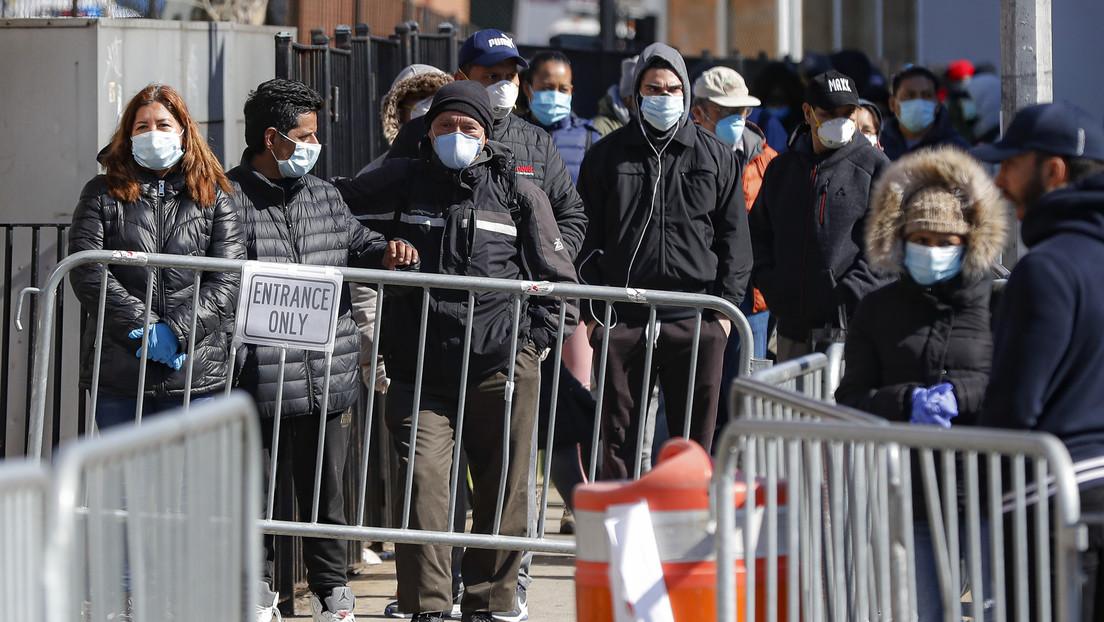 Nueva York registra más de 7.300 nuevos casos de coronavirus en 24 horas