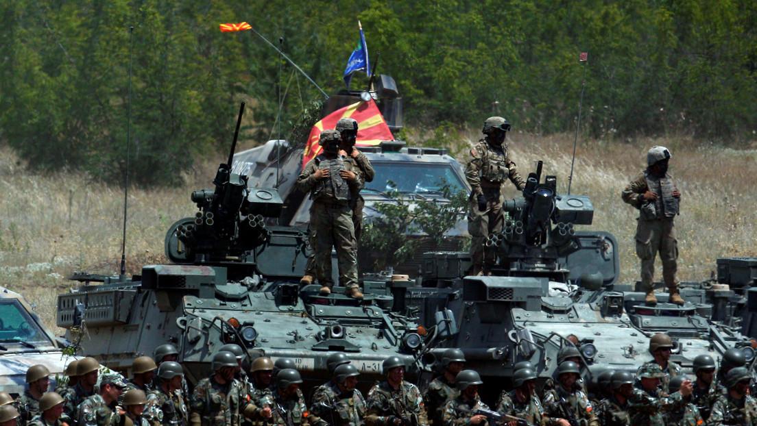 Pompeo anuncia la inclusión de Macedonia del Norte como el país miembro número 30 de la OTAN