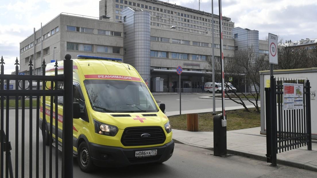 Muere la cuarta persona diagnosticada con coronavirus en Rusia