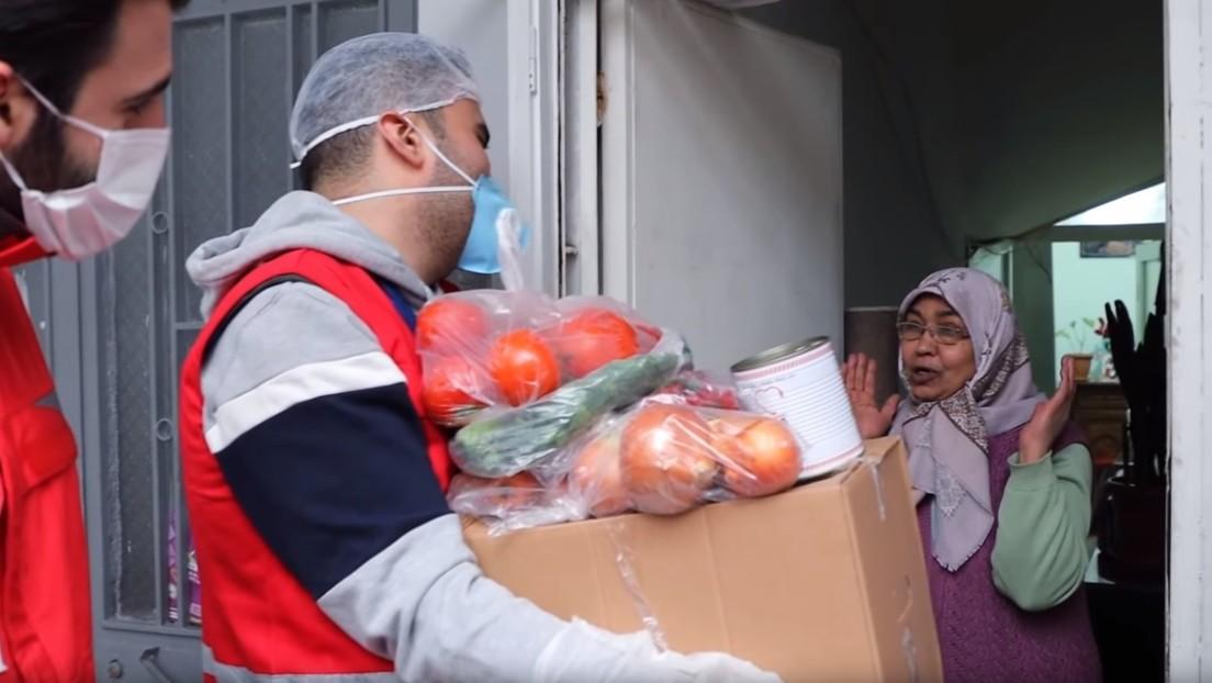 El coronavirus amenaza con provocar una grave crisis alimentaria mundial