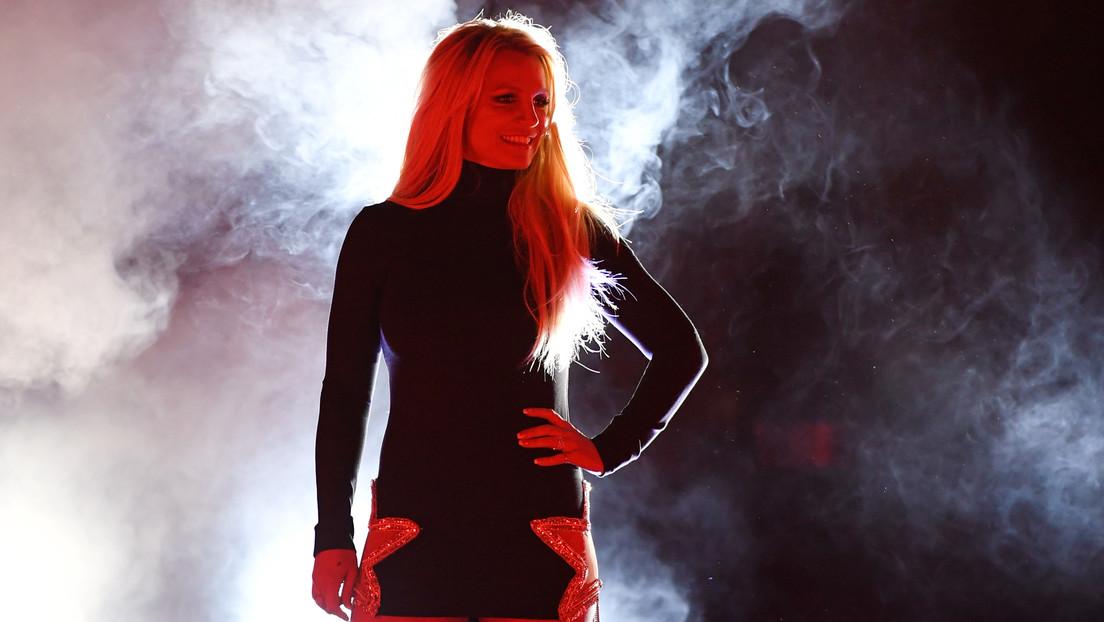 La última de Britney Spears: Usain Bolt debe estar temblando ahora mismo