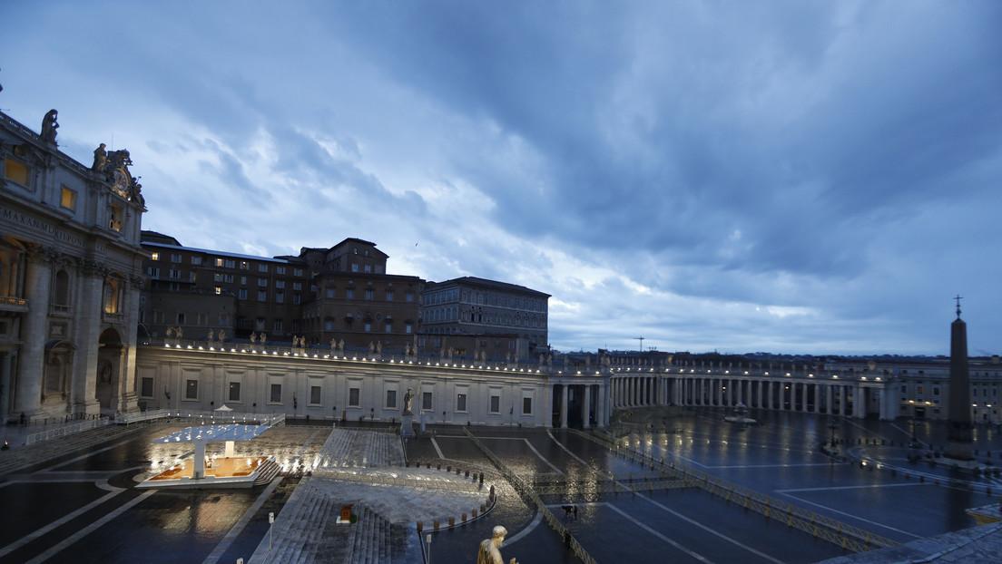 VIDEO: El papa Francisco reza en medio de la pandemia del covid-19 en una plaza de San Pedro vacía