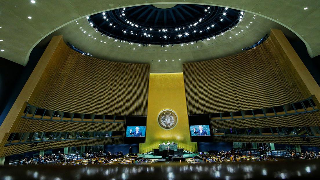 Rusia introduce en la Asamblea General de la ONU una iniciativa sobre la solidaridad en la lucha contra el covid-19