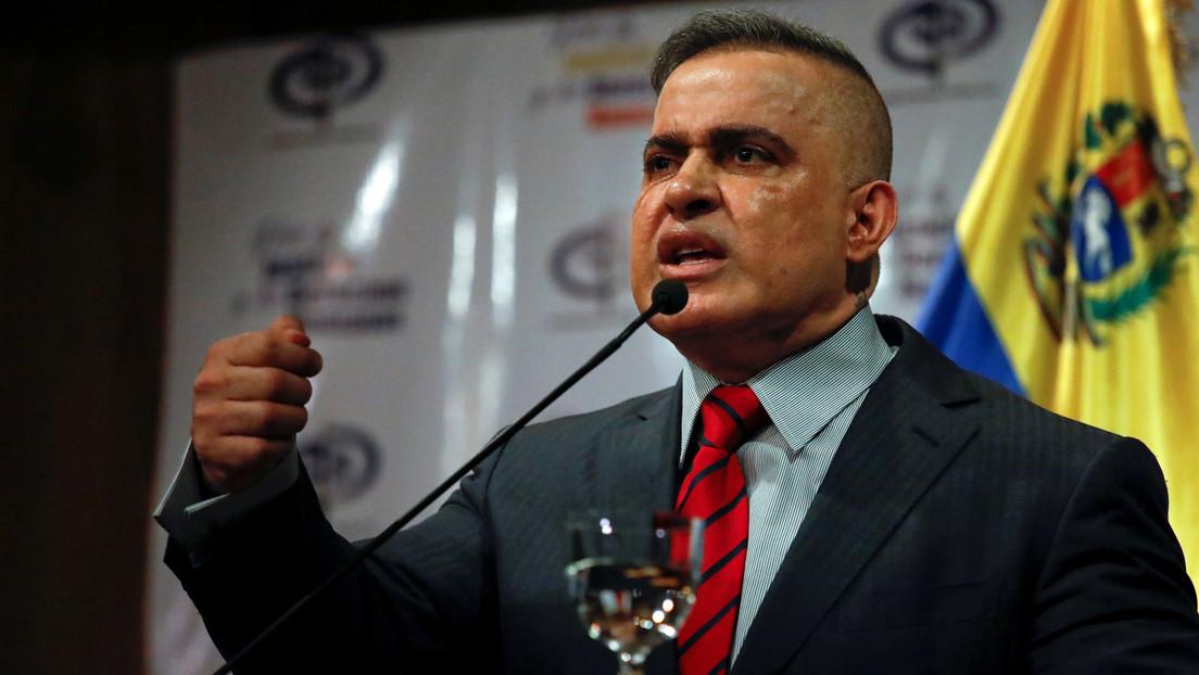 """Venezuela solicitará a Colombia la extradición de Clíver Alcalá por planes """"terroristas"""""""
