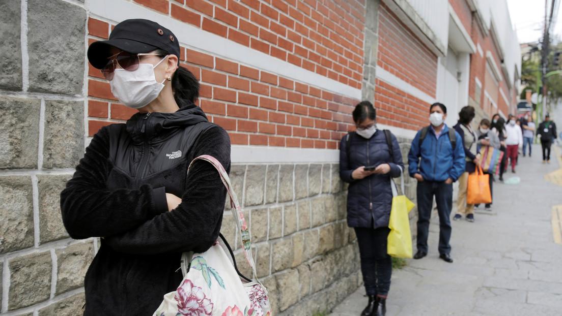 Bolivia confirma 13 nuevos casos de coronavirus y suman 74 contagios en el país