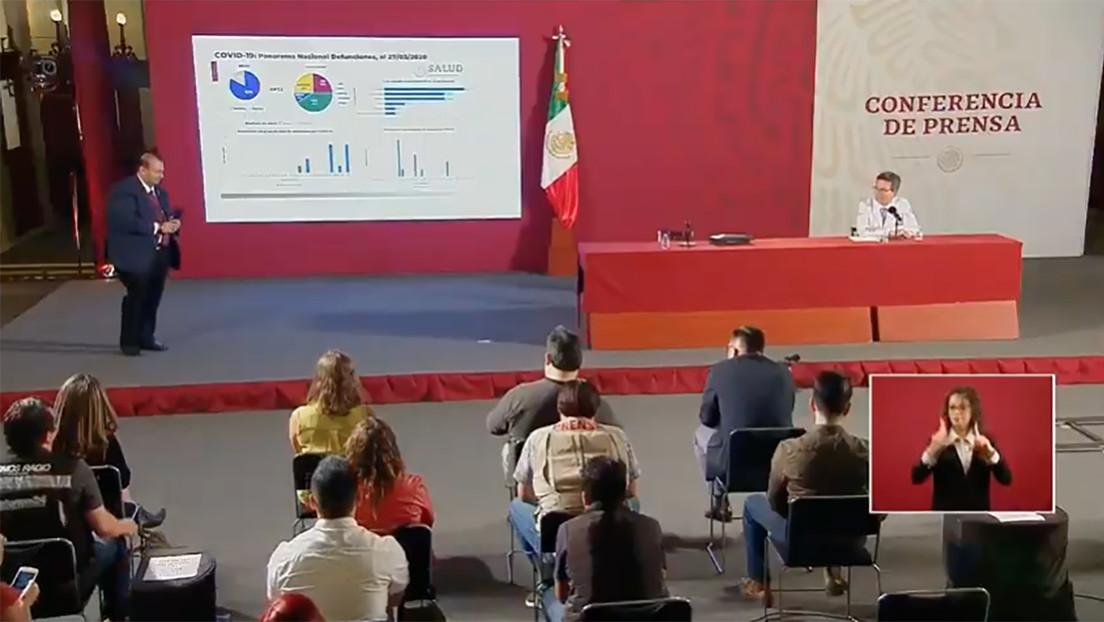 México confirma cuatro nuevos fallecimientos por coronavirus y el número de decesos aumenta a 12