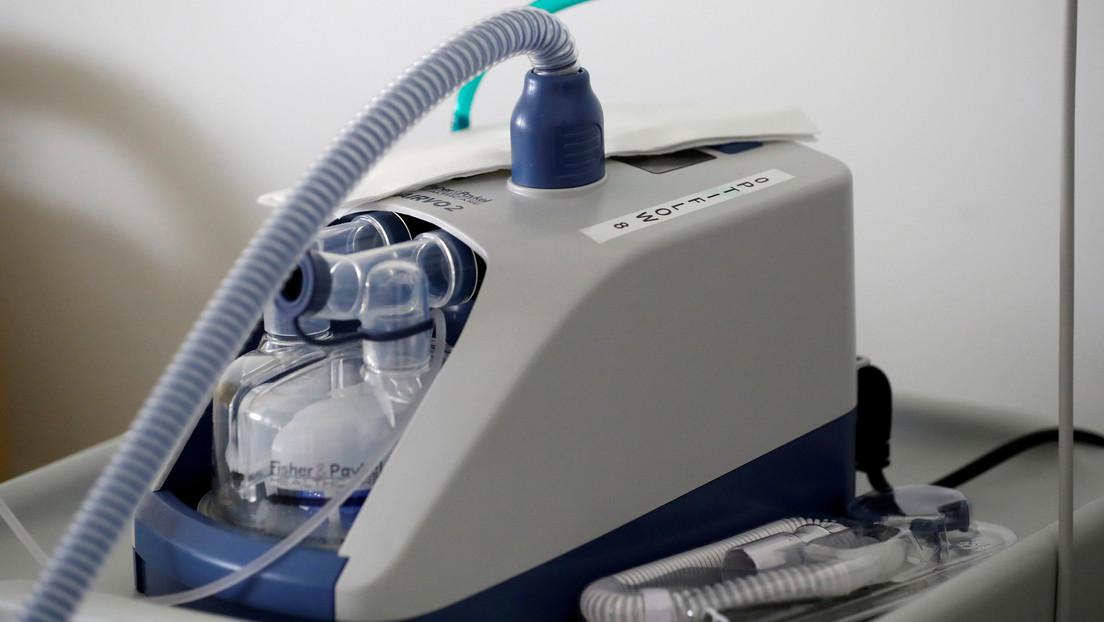 Trump promete enviar a otros países ventiladores médicos no indispensables en EE.UU.