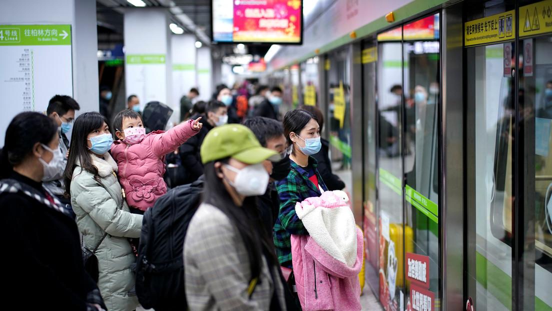 FOTOS: Wuhan reabre el metro y el tráfico entrante tras más de 2 meses de bloqueo por el coronavirus
