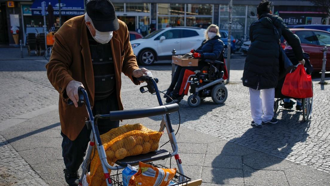 Aumenta a 48.582 el número de infectados con coronavirus en Alemania y los fallecidos a 325