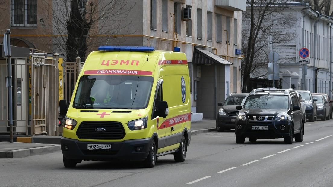 El total de casos de coronavirus en Rusia se eleva en un día en 228 y alcanza los 1.264