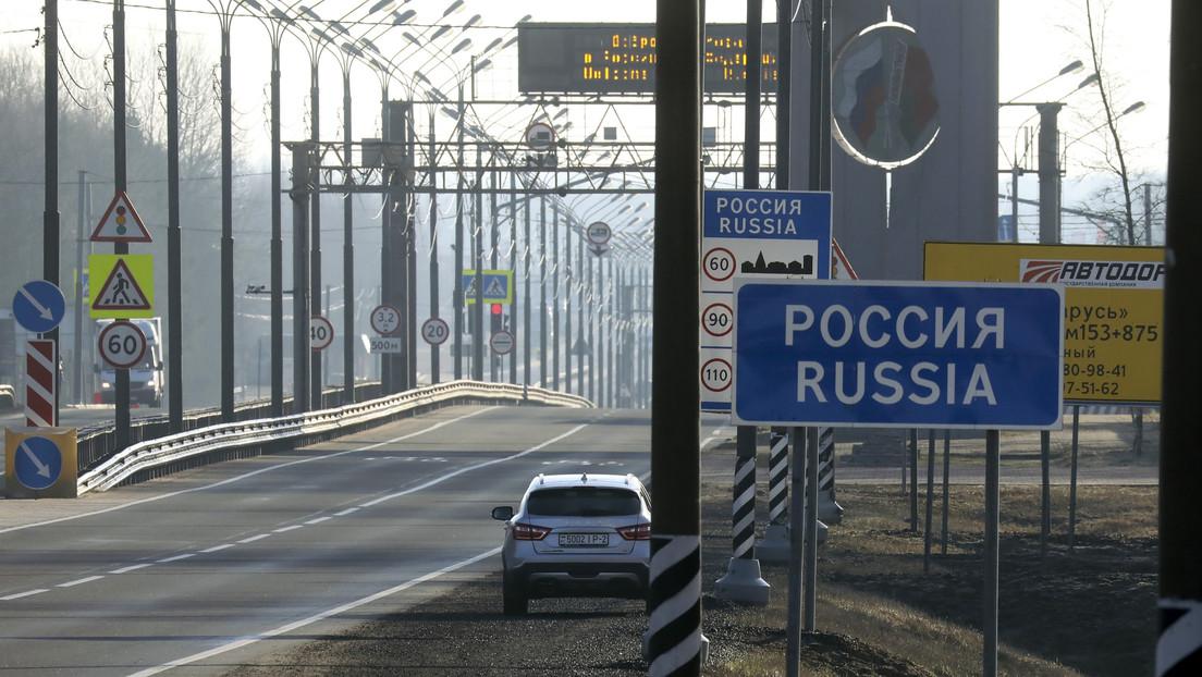 Rusia cierra sus fronteras a partir del 30 de marzo para prevenir la propagación del coronavirus