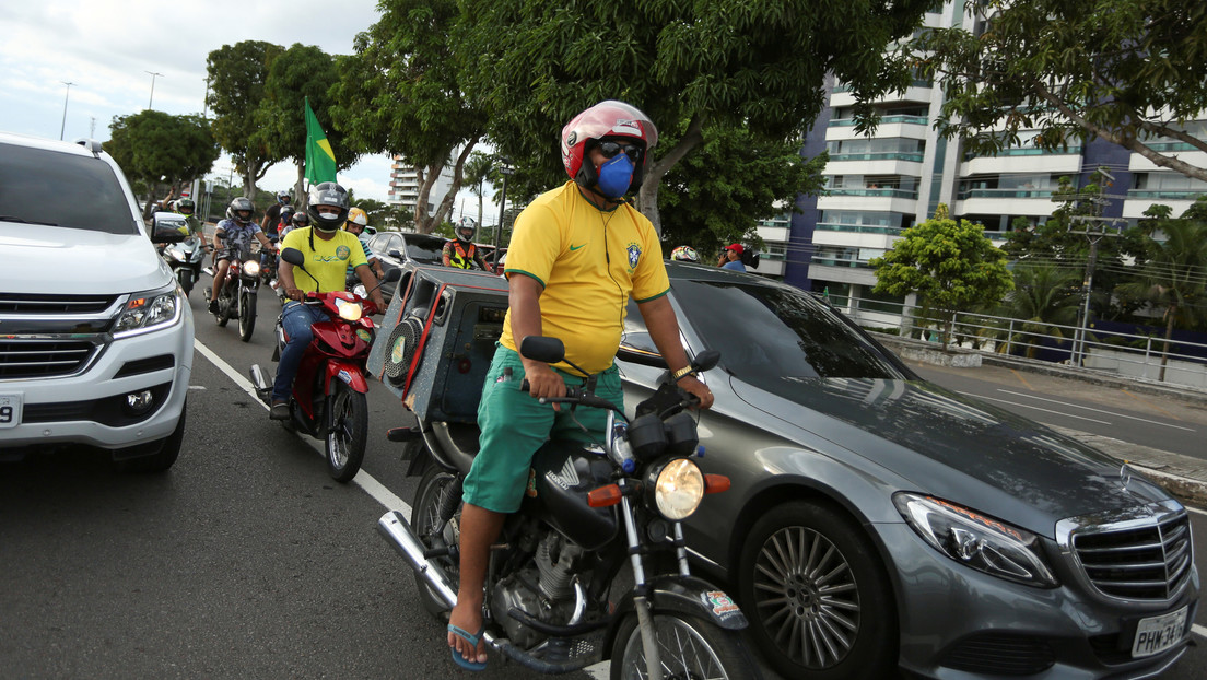 La justicia brasileña le pone freno a la política antiaislamiento de Bolsonaro para prevenir el covid-19