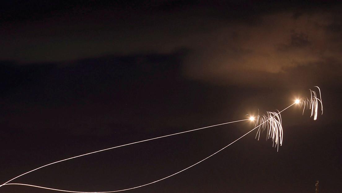 Arabia Saudita intercepta tres misiles en su espacio aéreo