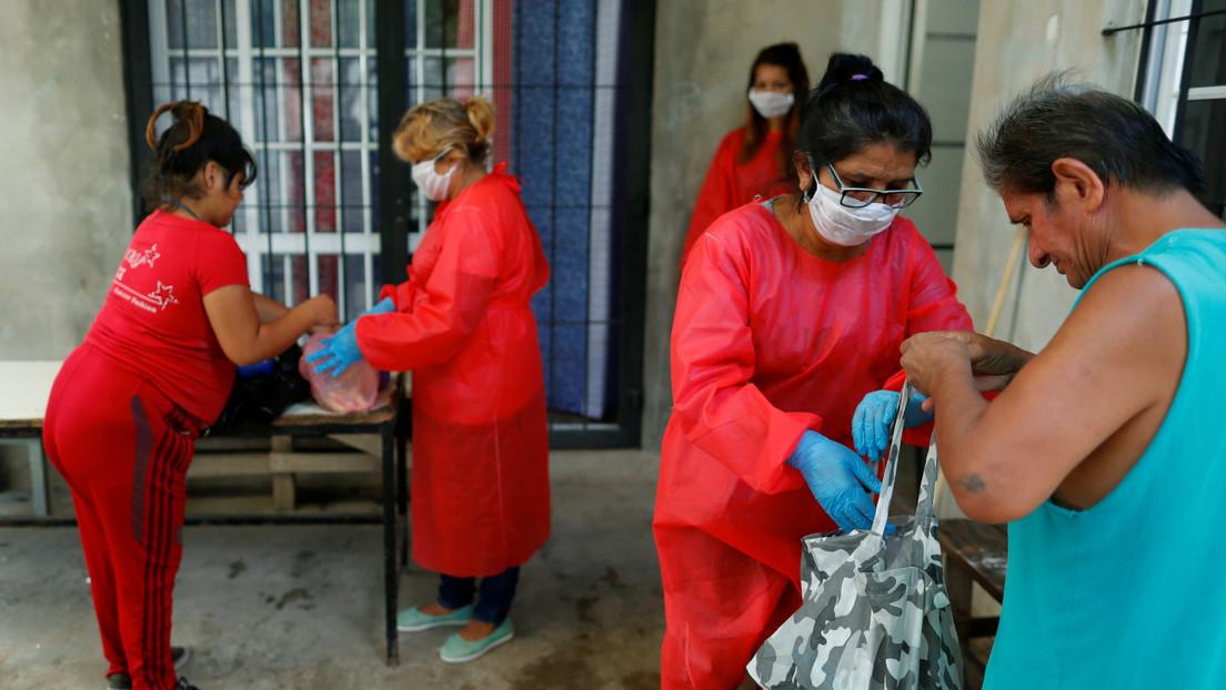 Argentina confirma 55 nuevos casos de coronavirus y el total se eleva a 745