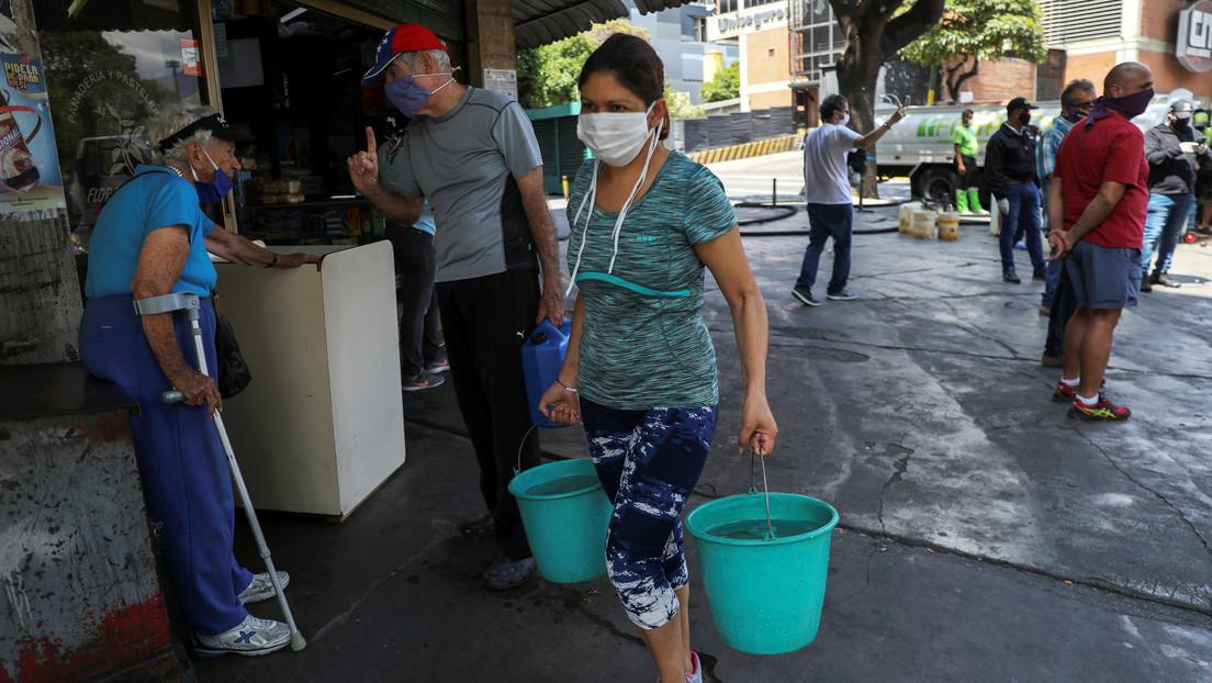 Venezuela confirma seis nuevos casos positivos del covid-19 y eleva el número total de infecciones a 119