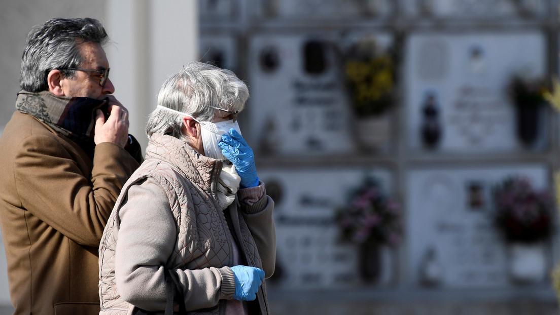 """El primer ministro de Italia afirma que la UE puede """"perder su razón de ser"""" si no logra gestionar la crisis del coronavirus"""