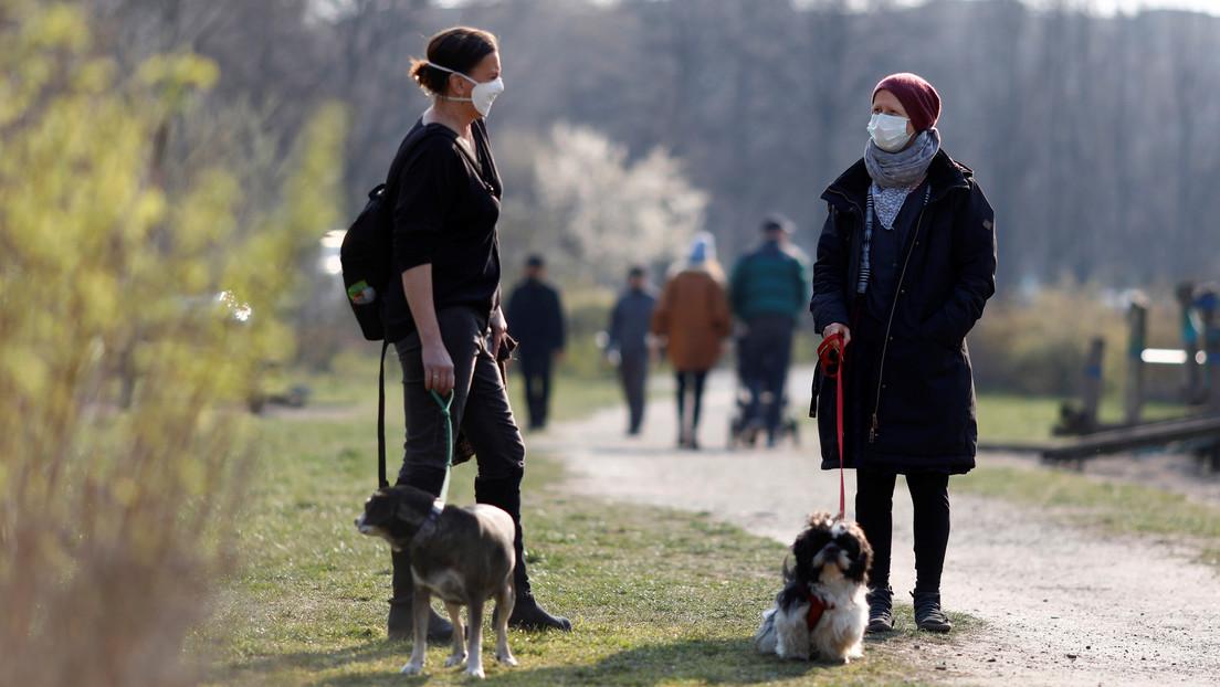 La cifra de infectados con coronavirus asciende a 52.547 en Alemania y ya hay 389 muertos