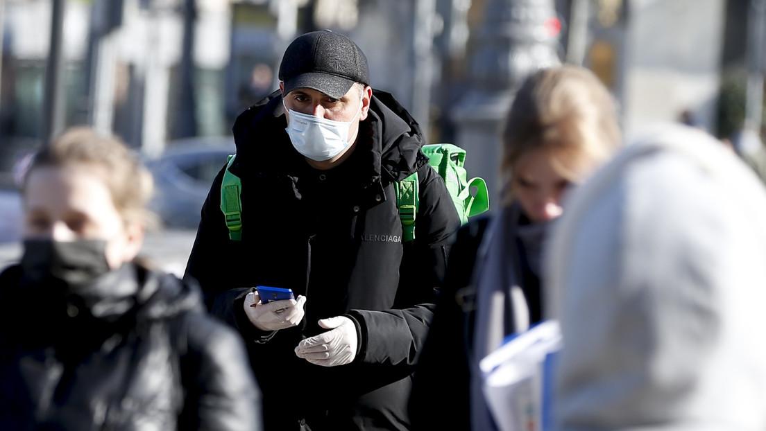 """Alcalde de Moscú: """"La situación en torno al coronavirus pasa a una nueva etapa, tras registrarse 1.000 casos en la capital rusa"""""""