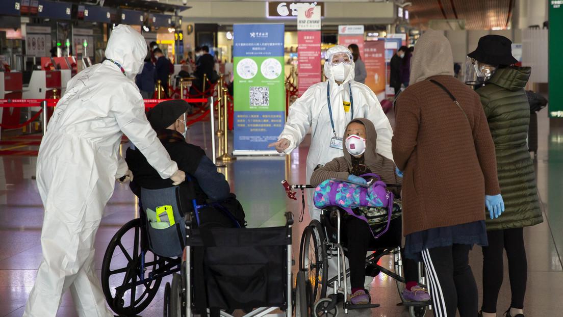 China advierte que el crecimiento de casos importados de coronavirus en el país podría aumentar el riesgo de una segunda ola de infecciones