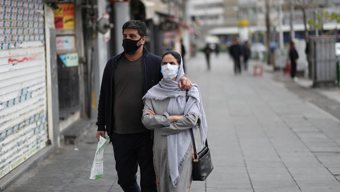Ascienden a 2.640 los muertos y a 38.309 los contagiados por coronavirus en Irán