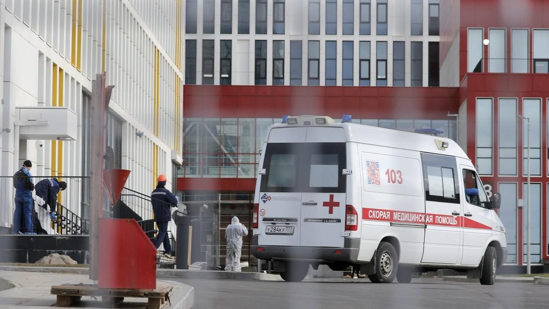 Muere un noveno paciente infectado con coronavirus en Rusia