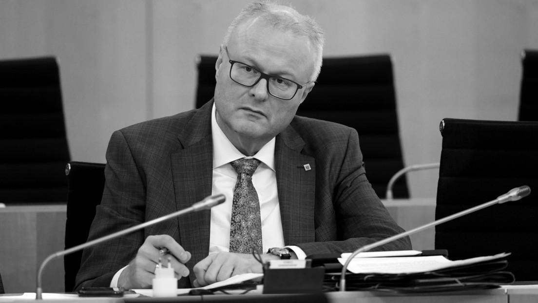 Se suicida en Alemania el ministro de Finanzas de Hesse