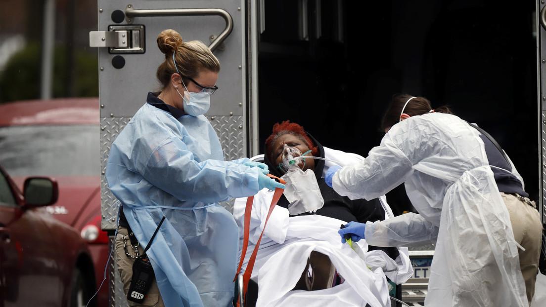 Trump extiende aislamiento en EU por coronavirus