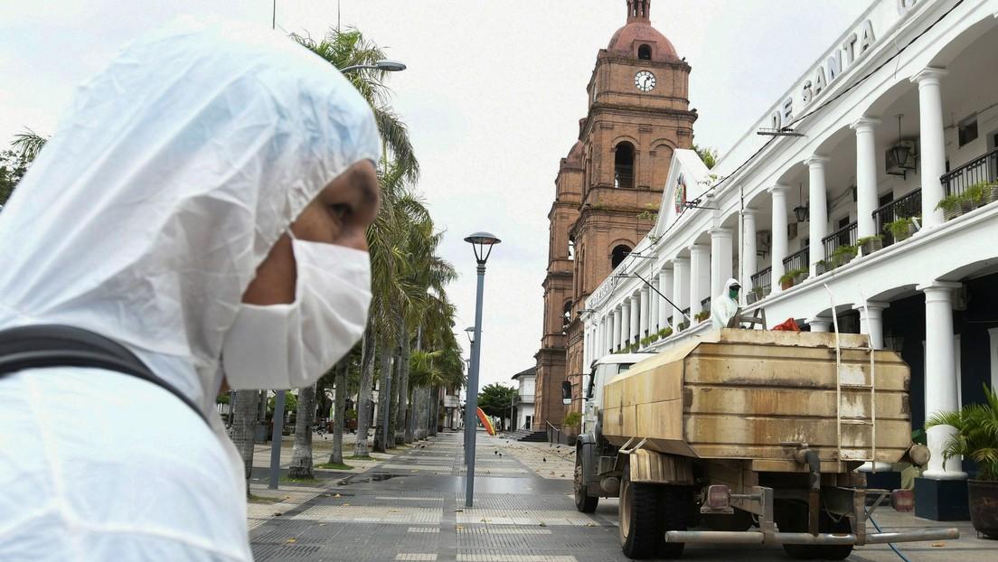 Bolivia confirma la primera muerte por covid-19