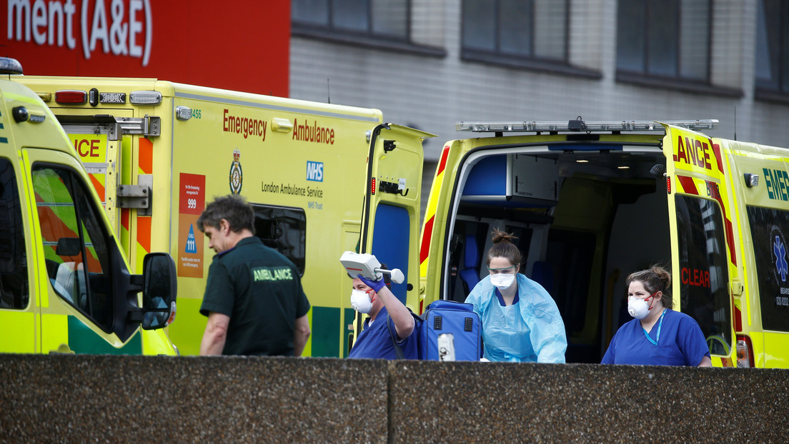 """El Reino Unido adopta medidas de emergencia """"sin precedentes"""" por la pandemia de coronavirus, que no se han activado desde la II Guerra Mundial"""