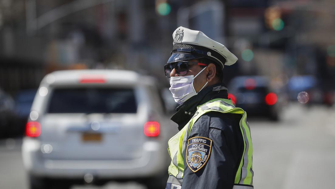 Registran 7.195 casos nuevos de coronavirus en el estado de Nueva York, y total de infectados llega a 59.513