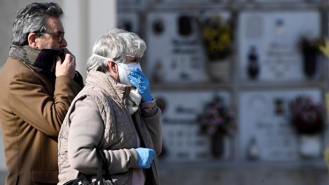 756 muertes en un día en Italia eleva el total de fallecimientos a 10.779 y ya hay 97.689 casos detectados de coronavirus