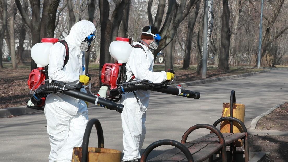 Moscú impone autoaislamiento a todos los residentes de la ciudad por el coronavirus